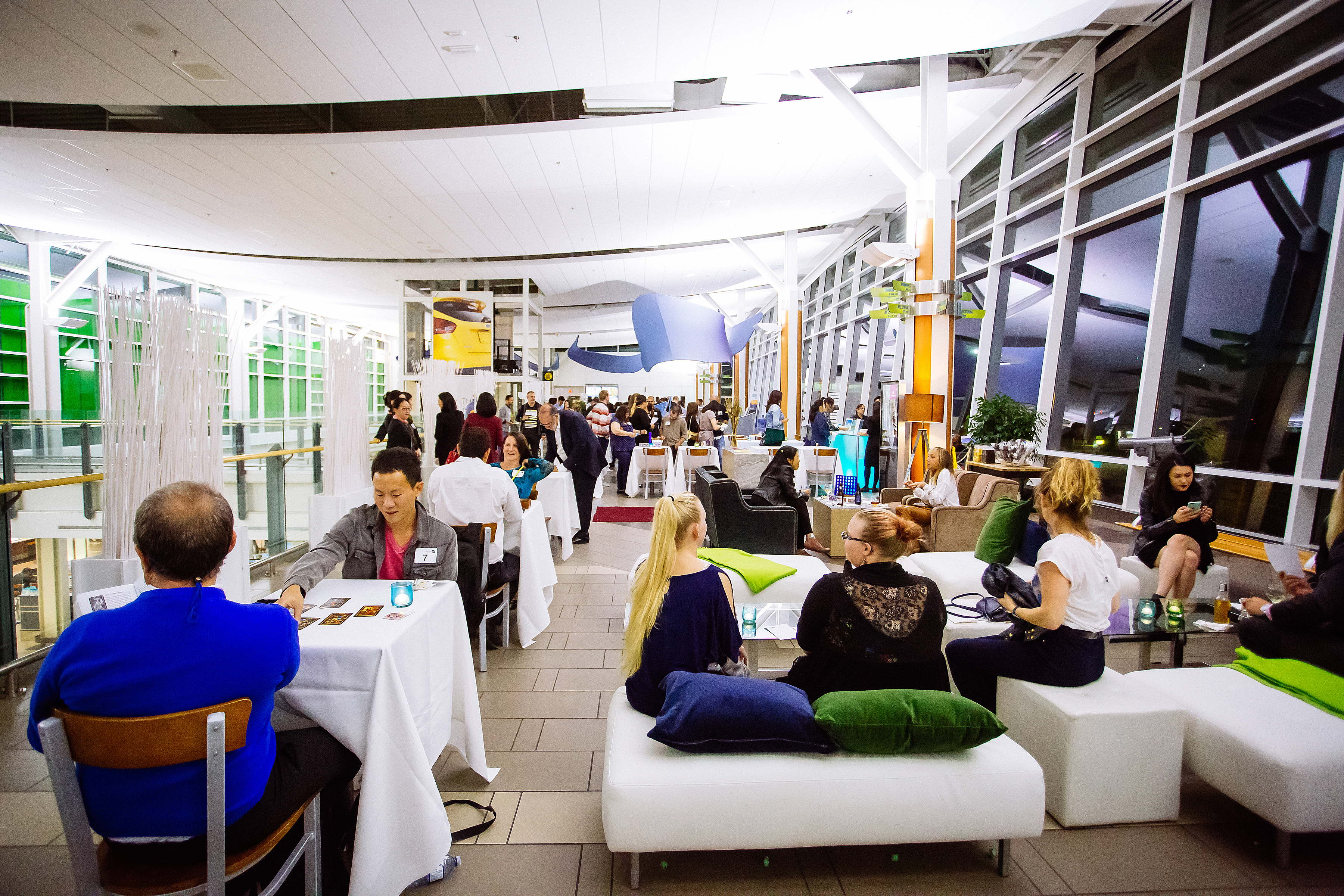 Planet Luv Sparks FLY at YVR